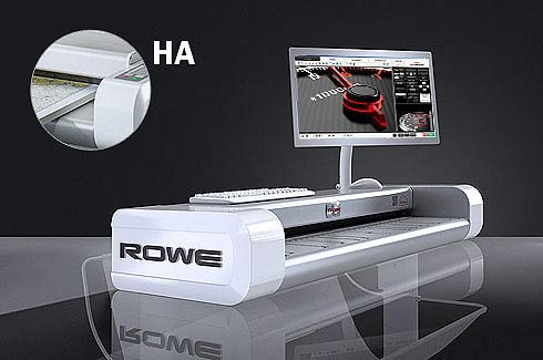 rowe scan650i 55 HA